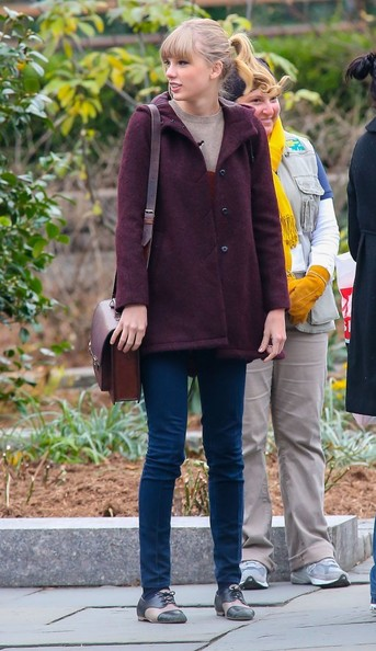 Taylor Swift Wool Coat