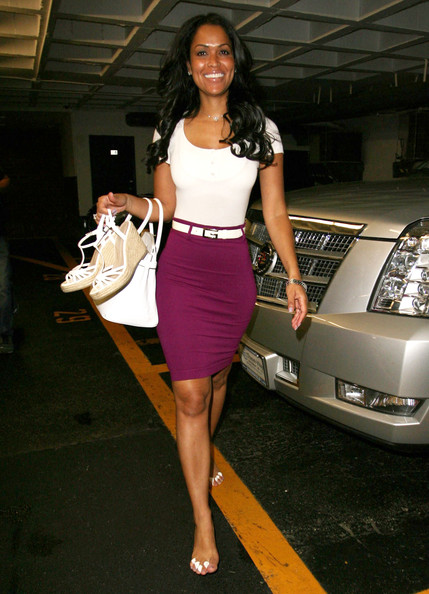 Tracey Edmonds Shoes