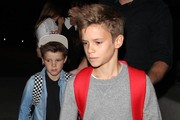 Romeo Beckham Photo