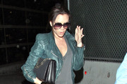 Victoria Beckham Refuses to Give up Her Pumps for Pregnancy