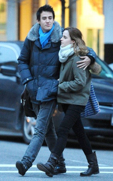 Emma Watson And Will Adamowicz Go For A Romantic Stroll
