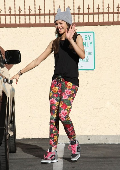 Zendaya Coleman Leggings Lookbook Stylebistro