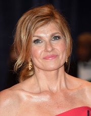 Connie Britton looked fab wearing this loose side-parted pony at the White House Correspondents' Association Dinner.