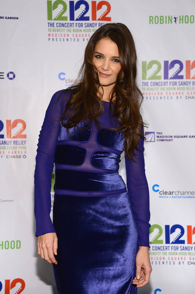 More Pics of Katie Holmes Cocktail Dress (3 of 9) - Katie Holmes Lookbook - StyleBistro