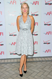 Penelope opted for d'orsay stilettos at the AFI Awards.