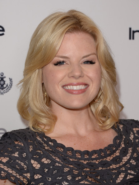 More Pics of Megan Hilty Little Black Dress (4 of 4) - Megan Hilty Lookbook - StyleBistro