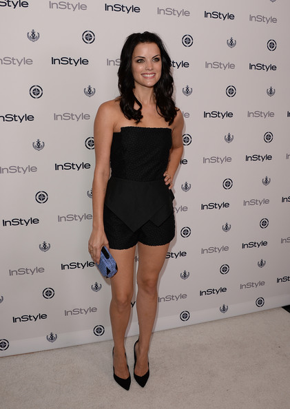 More Pics of Jaimie Alexander Short Shorts (1 of 8) - Jaimie Alexander Lookbook - StyleBistro