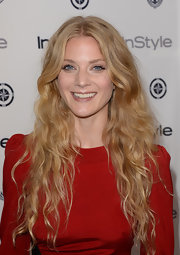 Winter opted for soft and natural waves at the InStyle Annual Summer Soiree.
