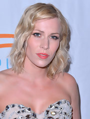 Natasha Bedingfield wore her layered tresses in casual textured waves for the 12th Annual Lupus LA Orange Ball.