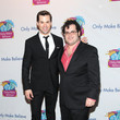 Andrew Rannells and Josh Gad