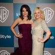 Pose Pals at the 13th Annual Warner Bros. and 'InStyle' Golden Globe Awards After Party