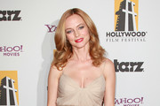 Actress Heather Graham attends the 14th annual Hollywood Awards Gala at The Beverly Hilton Hotel on October 25, 2010 in Beverly Hills, California.
