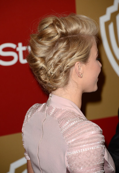 More Pics of Julianne Hough Pompadour (1 of 17) - Updos Lookbook - StyleBistro