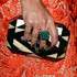 Hard Case Clutch Lookbook: Jennifer Rogien wearing Hard Case Clutch (3 of 5). Jennifer Rogien's geometric shape clutch brought a modern edge to her red carpet look at the Costume Designers Guild Awards.