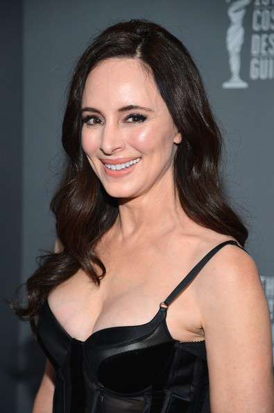 More Pics of Madeleine Stowe Corset Dress (1 of 12) - Madeleine Stowe Lookbook - StyleBistro