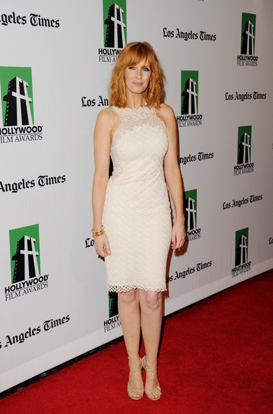 More Pics of Kelly Reilly Cocktail Dress (1 of 11) - Kelly Reilly Lookbook - StyleBistro