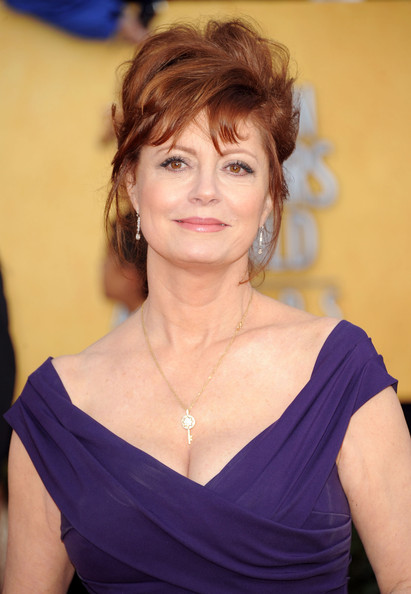 Susan+Sarandon in 17th Annual Screen Actors Guild Awards - Arrivals