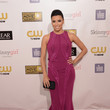 Eva Longoria at the 2013 Critics' Choice Awards