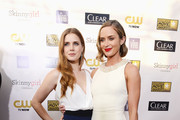 Emily Blunt and Amy Adams Photo