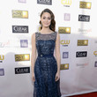 Emmy Rossum at the 2013 Critics' Choice Awards