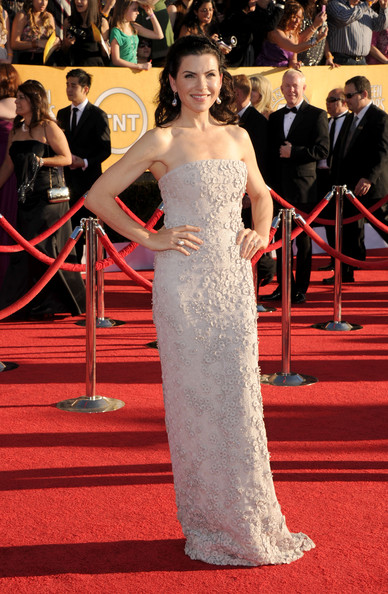Julianna Margulies at the 2012 SAG Awards