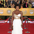 Viola Davis at the 2012 SAG Awards