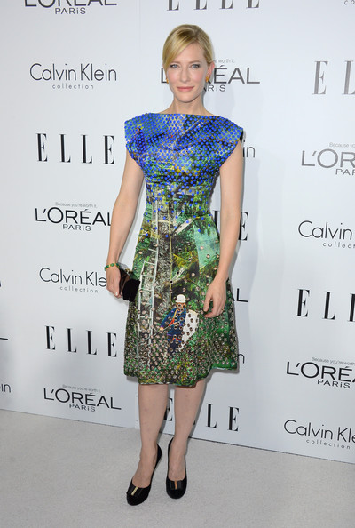 More Pics of Cate Blanchett Pumps (1 of 28) - Cate Blanchett Lookbook - StyleBistro