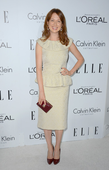 More Pics of Ellie Kemper  Cocktail Dress (1 of 3) - Ellie Kemper  Lookbook - StyleBistro