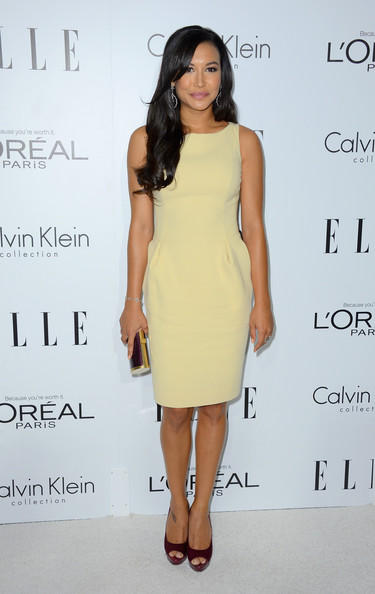 More Pics of Naya Rivera Cocktail Dress (1 of 11) - Naya Rivera Lookbook - StyleBistro