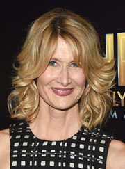 Laura Dern sported high-volume, ultra-feminine curls at the Hollywood Film Awards.