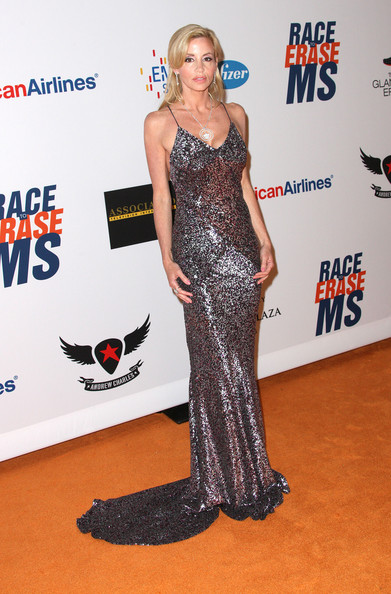 More Pics of Camille Grammer Evening Dress (2 of 4) - Camille Grammer Lookbook - StyleBistro