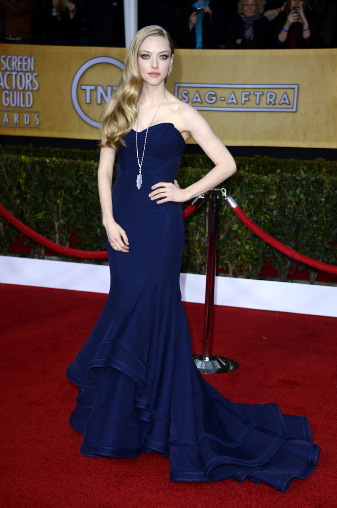 Amanda+Seyfried in 19th Annual Screen Actors Guild Awards - Arrivals
