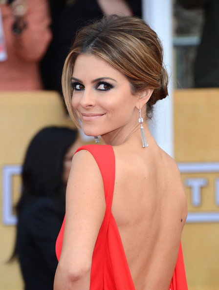 More Pics of Maria Menounos Evening Dress (1 of 17) - Maria Menounos Lookbook - StyleBistro