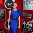 Giuliana Rancic Wore Max Azria Atelier at the 2013 SAG Awards
