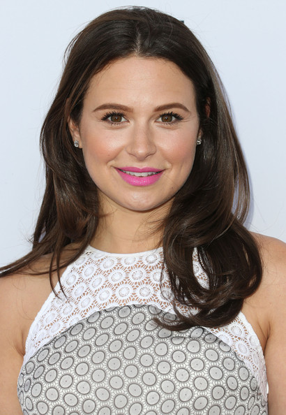 More Pics of Katie Lowes Long Wavy Cut (1 of 3) - Katie Lowes Lookbook - StyleBistro