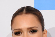 Actress Jessica Alba poses in the press room during the 2010 American Music Awards held at Nokia Theatre L.A. Live on November 21, 2010 in Los Angeles, California.
