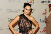 Actress Kelly Brook attends the