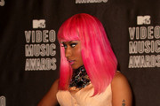 Rapper Nicki Minaj poses in the press room during the MTV Video Music Awards at NOKIA Theatre L.A. LIVE on September 12, 2010 in Los Angeles, California.