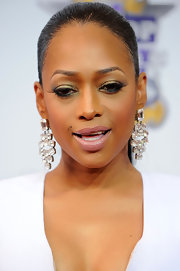 Trina showed off her sparkling earrings while hitting the Hip Hop Honors Awards.