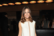 Olivia Palermo Wears a Giambattista Valli Dress