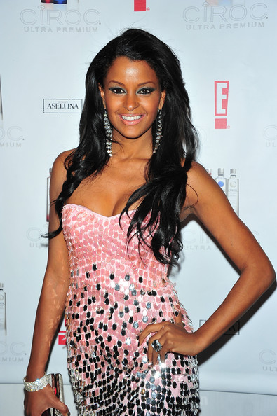 More Pics of Claudia Jordan Long Curls (5 of 9) - Claudia Jordan Lookbook - StyleBistro