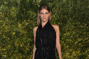 Model Angela Lindvall attends the Green Auction: A Bid To Save The Earth at Christie's on March 29, 2011 in New York City.