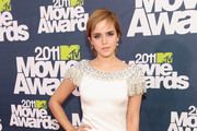 Emma Watson Is Lovely in Marchesa for the MTV Movie Awards 2011