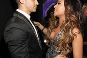 Joe Jonas and Demi Lovato Photo