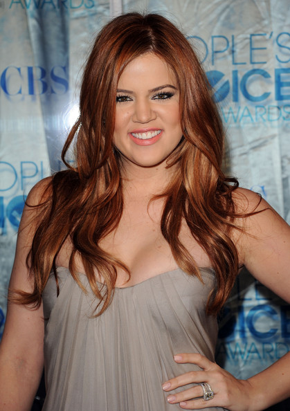 More Pics of Khloe Kardashian Strapless Dress (3 of 12) - Khloe Kardashian Lookbook - StyleBistro