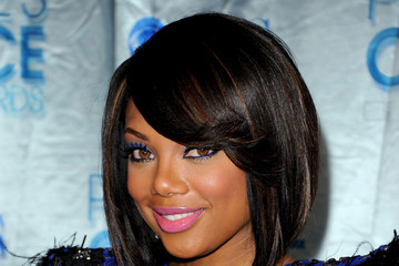 Tiffany Hines' Reverse Bob Haircut