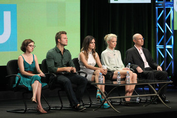 Jaime King Scott Porter 2011 Summer TCA Tour - Day 9
