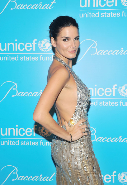 More Pics of Angie Harmon Hard Case Clutch (2 of 9) - Angie Harmon Lookbook - StyleBistro