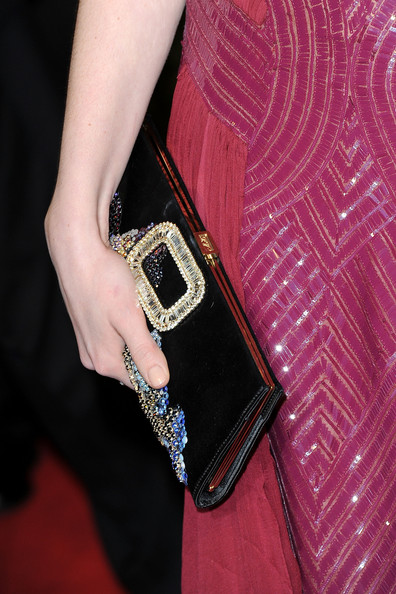 More Pics of Anne Hathaway Diamond Bracelet (1 of 18) - Anne Hathaway Lookbook - StyleBistro
