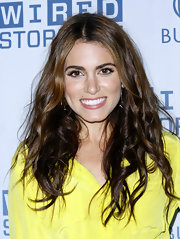 Nikki Reed wore a shiny warm pink lipstick at the 2011 Wired Store opening night party.